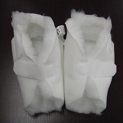 bramédica---calcanheira-pele-sintética-branca