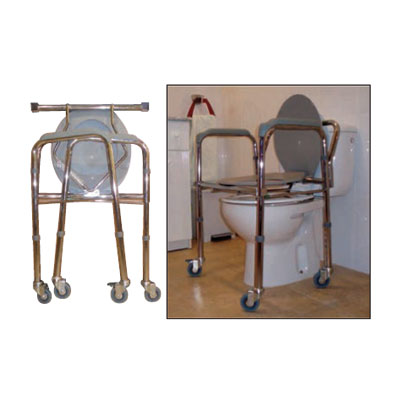 9bee253b8473 Cadeira sanitária G2171 - Elos de Ternura