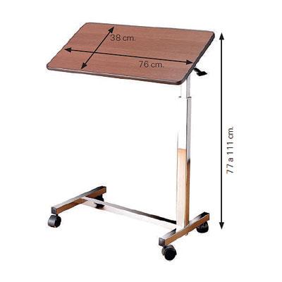 Mesa de apoio cama g2166 elos de ternura - Mesa para cama ...
