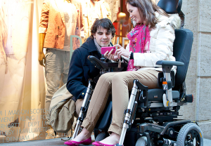 sunrise - cadeira de rodas elétrica QUICKIE PUMA SEDEO 20 PRO