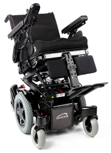 sunrise - cadeira de rodas elétrica QUICKIE SALSA M2 MINI 2