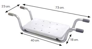 garcia - assento de banheira G2296 b