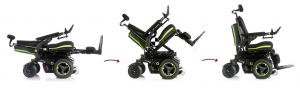 sunrise - cadeira de rodas elétrica QUICKIE PUMA 40 SEDEO ERGO