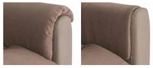 invacare - poltrona COSY UP revestimentos apoios de braços